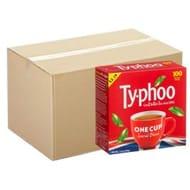 Case 24 - Typhoo Tea Bags 100 Tea Bags
