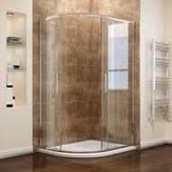 Quadrant/Offset Easy Clean Shower Enclosure Set