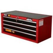 Halfords Professional 4 Drawer Intermediate Ball-Bearing Chest