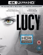 Lucy (4K Ultra HD + Blu-Ray + Digital Download