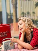 1950s Vintage Makeover and Photoshoot with £50 off Voucher