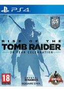 CHEAP PRICE! Rise of the Tomb Raider 20 Year Celebration PS4