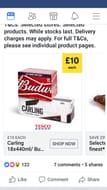 Bargain Beers £10