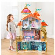 Disney Princess Ariel Land to Sea Castle Dollhouse Only £58.95