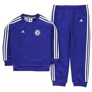 Adidas Kids Chelsea Football Club Tracksuit