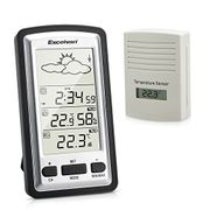 Wireless Indoor & Outdoor Digital Weather Station - Only £6.60!