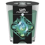 Febreze Unstoppables Scented Candle Fresh - 184 G