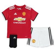 Adidas Manchester United Home Mini Kit 2017 2018 Baby