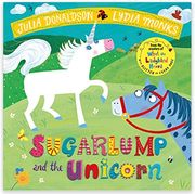 Win a Paperback Glittered Copy of Julia Donaldsons Sugarlump and the Unicorn