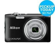 Nikon Coolpix A100 2.7 Inch LCD 20MP 720p 5x Zoom Compact Camera at Argos/ebay