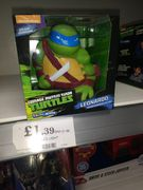 Teenage Mutant Ninja Turtle Illumi-Mates Bedroom Colour Changing LED