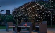 85% off Solar-Powered LED Eco Light Strings