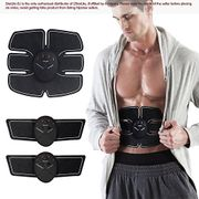 ZStarLite Muscle Toner, EMS Abs Trainer, Abdominal Toning BeltS