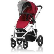 Britax Römer SMILE - Navy / Silver Chassis