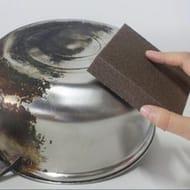 1 Pcs Large Area Carborundum Fine Flexible Descaling Clean Magic Sponge