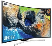 Samsung 55 Inch, 4K Ultra HD Certified, HDR, Smart, Curved TV Free Delivery