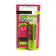 Maybelline Baby Lips Lip Balm Lemon Zap 19