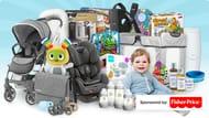 Win £2,000 Ultimate Baby Bundle!