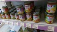 Hipp Baby Food Jars