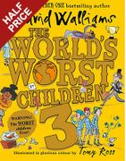 Out Now: David Walliams at Half Price
