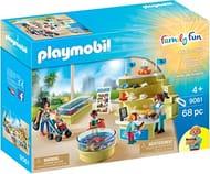 Playmobil 9061 Family Fun Aquarium Shop