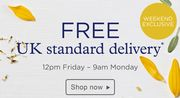 Free Delivery Online Orders till 4th June 9am