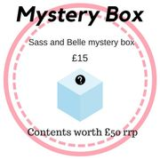 Sass and Belle Mystery Sale Box!