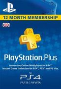 Save on 12 Month Playstation Plus