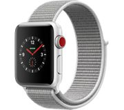 APPLE Watch Series 3 Cellular - Grey Sport, 38 Mm £349 with Code