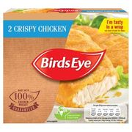 Birds Eye 2 Crispy Chicken