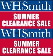Clearance Sale Has Started at WHSmith
