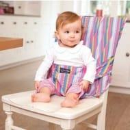 JoJo Super Soft Pack-Away Pocket Highchair Only £11.20