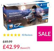 Playstation 4 Farpoint and PlayStation VR AIM Controller Bundle