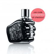 DIESEL Only the Brave Tattoo EDT 50ml Spray Only £25