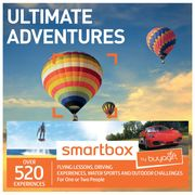 Win an Ultimate Adventures Smartbox worth £159.99
