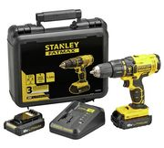 Dads Love the Stanley FatMax Cordless Hammer Drill with 2 18V Batteries Free C&C