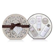 Baylis & Harding La Maison Crème Brulee & Cocoa Hat Box Gift Set - save 67%
