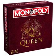 Queen Monopoly Board Game Catalogue Number: