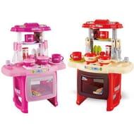Electronic Kids Kitchen Cooker Set £11.96 Ebay