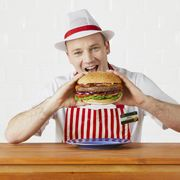 New - Morrisons the Daddy of All Burgers
