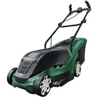 £70 OFF. Bosch UniversalRotak 550 Electric Rotary Lawnmower, 37cm Cut