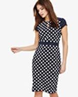 Kailynne Spot Dress