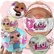 LOL SURPRISE DOLL Children's Toy Surprise Doll Surprise Ball