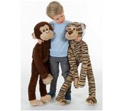 Chad Valley Long Arm Monkey or Tiger Assortment