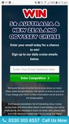 Win a 5 Star Ultimate Australia and New Zealand Odyssey Cruise!