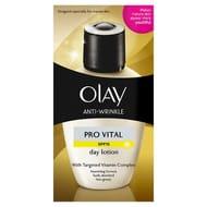 Olay Anti Wrinkle Pro Vital Day Cream Spf 15 100Ml