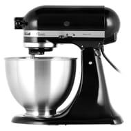 KitchenAid 5K45SSBOB Stand Mixer with 4.3 Litre Bowl in Black