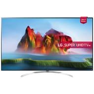 "LG LED HDR Super UHD 4K Ultra HD Smart 4K TV, 55"" + Blu-Ray Player"