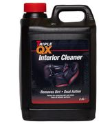 TRIPLE QX Upholstery Car Cleaner (2.5 Litre Bottle) - Only £2.23