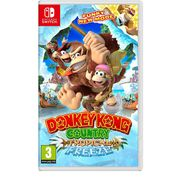 Cheapest UK Price! Donkey Kong Country: Tropical Freeze (Nintendo Switch) £39